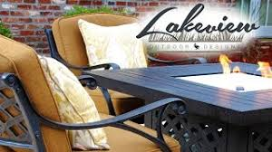 Lakeview Outdoor Furniture by Part Heritage Cast Aluminum Patio Dining Chair By Lakeview