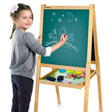 Breathtaking Step Flip Doodle Arts Craft Drawing Kids Easel