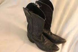 s boots size 9 1 2 justin black cowboy boots size 9 1 2 2401 05858 9 ebay
