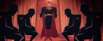 imagenes animadas de justicia gratis batman v superman impresionante versión animada del tráiler
