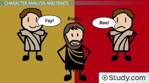 themes in julius caesar quotes character of brutus in julius caesar traits analysis video