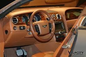 orange bentley interior 2002 bentley continental information and photos zombiedrive