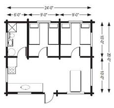 hunting shack floor plans cabin plans best images collections hd for gadget windows mac