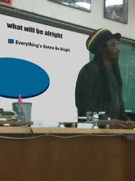 Teacher Meme Generator - everything s gonna be alright rasta science teacher know your meme