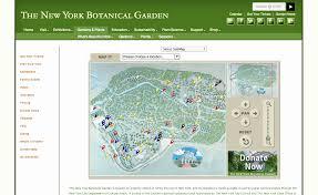 New York Botanical Garden Directions 10 Fav Ny Botanical Garden Map