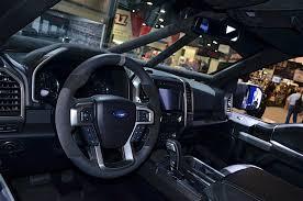 Ford Raptor Interior - brad deberti builds first 2017 ford raptor prerunner