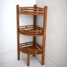 Teak Corner Shower Caddy Ideas For Install Teak Shower Shelf U2014 The Homy Design