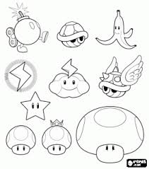 25 video game coloring pages images video