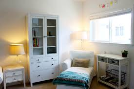 Tall White Bookcase With Doors by Cheap Vertical Ikea Hemnes Bookcase For Simple Family Room Storage