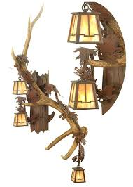 Antler Wall Sconce Rustic Wall Sconces Reclaimed Furniture Design Ideas Page 2