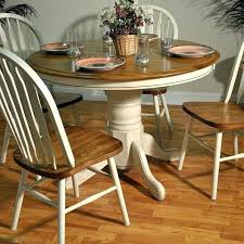 5 pc round pedestal dining table best antique pedestal dining table mitventuresco white round set 5