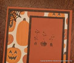 halloween birthday greetings stamping serenity pals september blog hop
