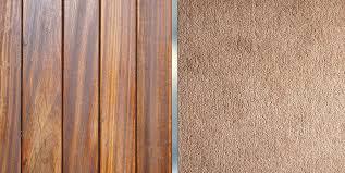 residential flooring options hardwood flooring versus carpeting