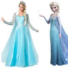elsa costume party frozen elsa costume dress