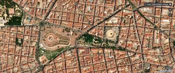 Spain Map Cities by New Imagery For 41 Cities In Spain Maps Blog