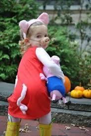 Toddler Pig Costume Halloween Peppa Pig Dress Costume Toddler Sara U0027s Projects