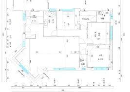plan 4 chambres plain pied plan de maison gratuit 4 chambres plan villa plan plain pied 4 suite