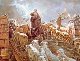moses 8 noah and the flood lds scripture teachings