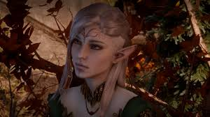 arisara female elf sliders and save at dragon age inquisition