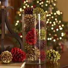 Christmas Table Decoration Ideas Budget by 25 Budget Friendly Rustic Winter Pinecone Wedding Ideas Deer
