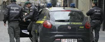 gdf si e social confiscati 4 milioni a spaziante usava ufficiali della gdf come