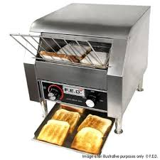 Rotary Toaster Conveyor Toasters Commercial Kitchen Equipment Australia Fed