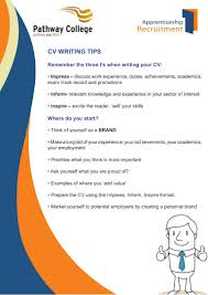 Interests For Resume Cv Writing Tips Guidelines