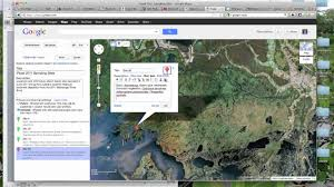 Louisiana Map Google by How To Create Interactive Maps Of Your Study Sites Youtube