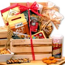 food gift delivery sweet salty large snack gift basket
