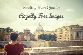 how to find royalty free images for your posts