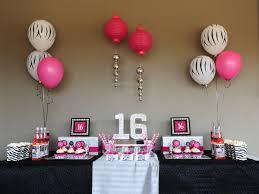 sweet sixteen birthday ideas sweet 16 party decorations ideas 14 sweet 16 bday