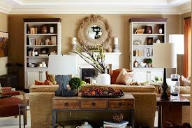 Brown Red And Orange Home Decor Better Housekeeper Blog All Things Cleaning Gardening Cooking