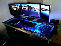 Custom Gaming Desks 20 Unique Custom Gaming Pc Desk Best Home Template