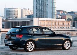 bmw one series india bmw 1 series facelift to uncover at geneva auto