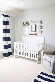 White Nursery Decor Ideas In Stylish Nursery Décor Bellissimainteriors