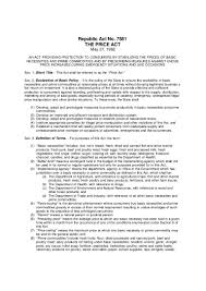Bank Teller Resume With No Experience Ra 7581 Price Act