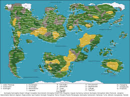 World Map With Cities Mlp Au World Map With Towns Cities By Lz0291 On Deviantart