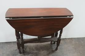 Drop Leaf Oak Table Gateleg Drop Leaf Table Antique Oval Drop Leaf Gateleg Table
