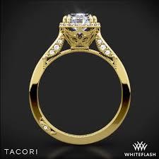 tacori dantela tacori 2620rdsm dantela crown solitaire engagement ring 2599