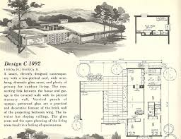 mid century ranch floor plans 38 best mid century floor plans images on pinterest vintage house