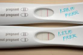 home pregnancy test one line dark other light wonderful home pregnancy test one line dark other light pictures