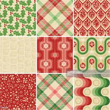 green christmas wrapping paper seamless patterns for christmas wrapping paper vector getty images