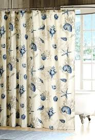 Large Shower Curtain Rings Seashell Shower Curtains U2013 Teawing Co