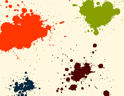 splatter clipart paint drip pencil and in color splatter clipart