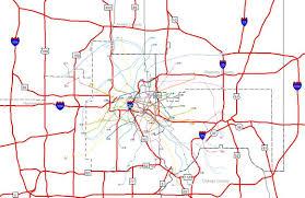 Minneapolis Metro Map by March 2011 Getting Around Minneapolis