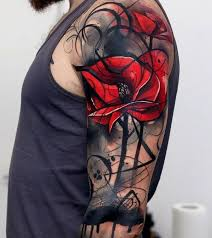 Male Flower Tattoos - best 25 tree sleeve ideas on pinterest tree sleeve tattoo male