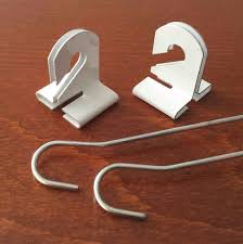 Suspended Ceiling Clips by Ceiling Signage Hardware Kits Hanging Signs And Banners