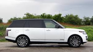 wrapped range rover autobiography quick spin 2015 land rover range rover long wheelbase