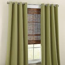 brylanehome studio canvas grommet curtain window brylanehome