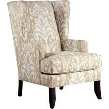 Beige Club Chair Damask Accent Chairs You U0027ll Love Wayfair